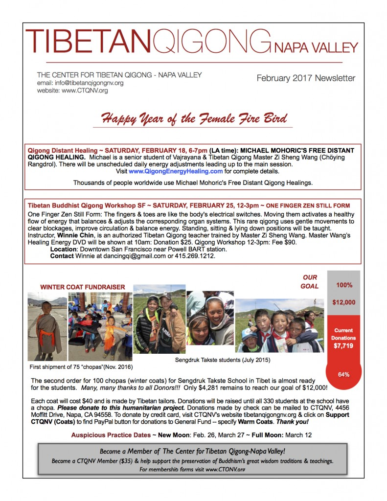 CTQNV newsletter FEB 2017
